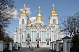 St Nicolas' Cathedral,    St Petersburg