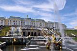 Peterhof Palace, St Petersburg