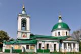 Church of the Trinity on Sparrow Hills, Moscow