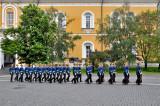 Changing guard at the Kremlin