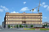KGB HQ, Moscow