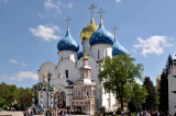 Cathedral of the Assumption, Sergiev Posad