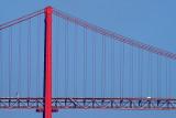 lisbon - suspension bridge