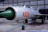 Mikoyan-Gurevich MiG-21PF Fishbed-D