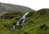 One of very many waterfalls on Skye.