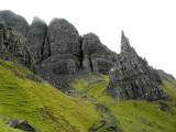 Storr and the Needle Rock