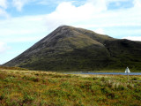 Glamaig from the South.