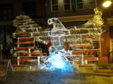 Cripple Creek, Colorado Ice Festival & Holiday Lights