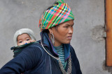 Black Hmong Mother