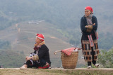 Red Zao near Sa Pa