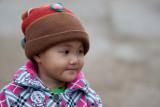 Little Girl near Sa Pa