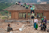 Green Hmong building project