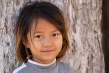 Burmese child
