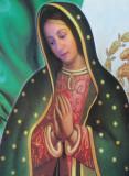 Me as La Virgen
