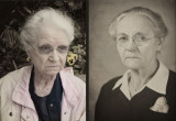 aunt inez and her grandma