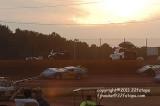 New Senoia Raceway 08-13-2011