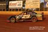 New Senoia Raceway 08-26-2011