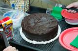 Mount Pisgah Choir Birthday Cake 04-13-2011