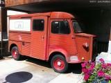 Easy Street Milk Truck