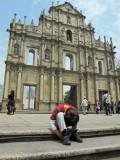 St. Paul's, in Macau