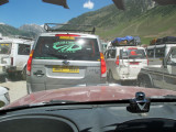 The mad dash to leave Sonamarg