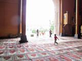 The tolerant Jamia Masjid, Srinagar