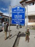 Welcome to Drass (Drass, India 2011)