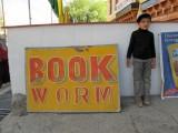 Book Worm (Leh, India 2011)