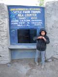 Milk Counter (Leh, India 2011)