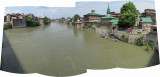 Jhelum River, Srinagar (29 May 2011)
