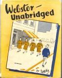 Webster Unabridged (1945) (inscribed)