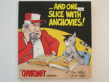 ... And One With A Slice Of Anchovies! (1993) (inscribed with original drawing by Chuck Ayers)