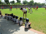 Second t-ball game