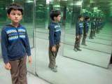 National Science Centre mirror maze