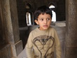 Surprised while in Muhammad Shah's tomb