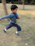 Running practice