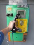 Bangkok public phone