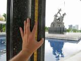 Column at National Independence Monument, Kuala Lumpur (2011)