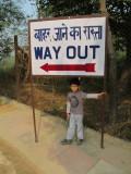 Way Out (Delhi 2011)