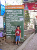 Deer Park Regulations (Delhi 2011)