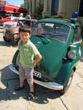 1957 BMW Isetta, Bangkok
