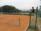 Tennis umpiring