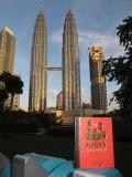 Forty Cartoon Books of Interest at the Petronas Towers, Kuala Lumpur