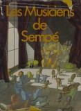 Les Musicians de Sempe (1979) (signed)