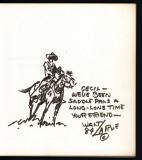 Walt LaRue (Rodeo Cartoons from the Buckboard)