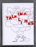 Talking Lines (2009) (inscribed with original drawing)