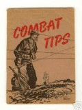 Combat Tips (not in my collection)