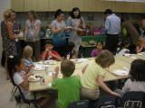 Kindergarten farewell party