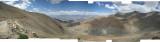 View of Leh from Khardungla road