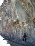 Fossil hunting along the Zanskar River